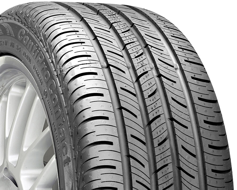 Continental Pro Contact Tires 175/65/15 84H BSW - DT-26143