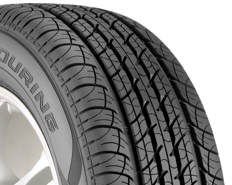 Image of Cooper CS4 Touring Tires 2256016 98T Wsw