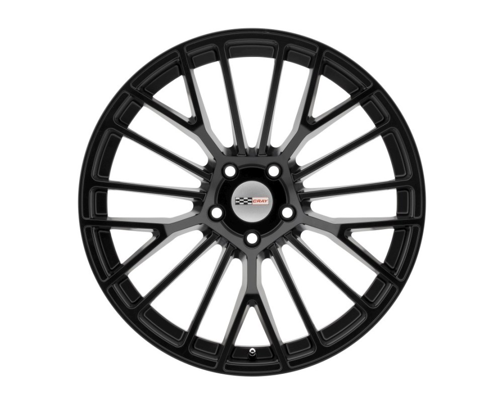 Cray Astoria Wheel 19x12 5x120.65|5x4.75 41mm Matte Black - 1912CRT415121M70
