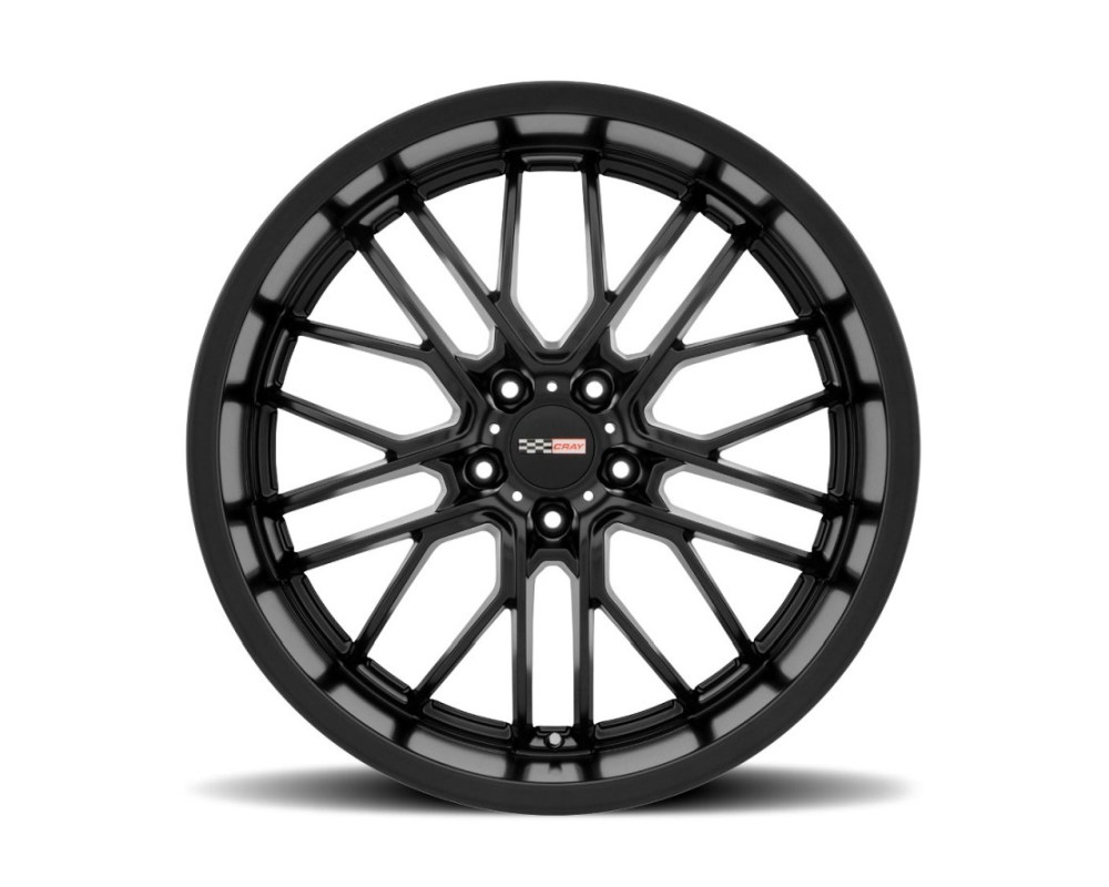 Cray Eagle Wheel 19x9 5x120.65|5x4.75 50mm Matte Black - 1990CRE505121M70