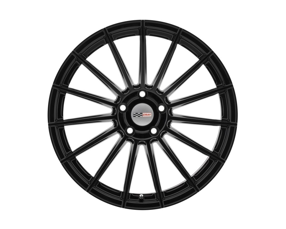 Cray Mako Wheel 19x10 5x120.65|5x4.75 37mm Gloss Black - 1910CRM375121B70
