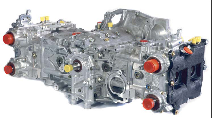 Cosworth CS600 Long Block Assembly Subaru WRX STI EJ25 Euro spec 04-06
