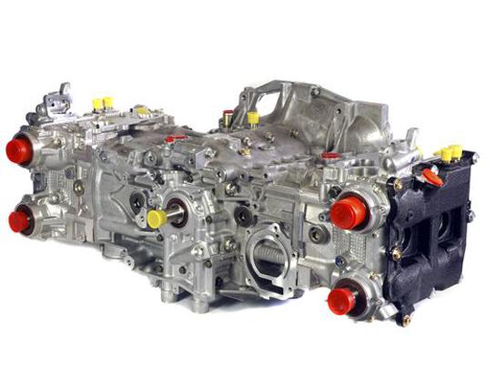 Cosworth Long Block Big Valve Cylinder Heads KK3920 Camshafts STD Crankshaft 9.2:1 CR Subaru EJ25 2.5L 04-06