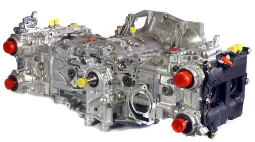 Cosworth CS600X Long Block Assembly 81mm Stroke Subaru WRX STI EJ25 US & Euro spec 07