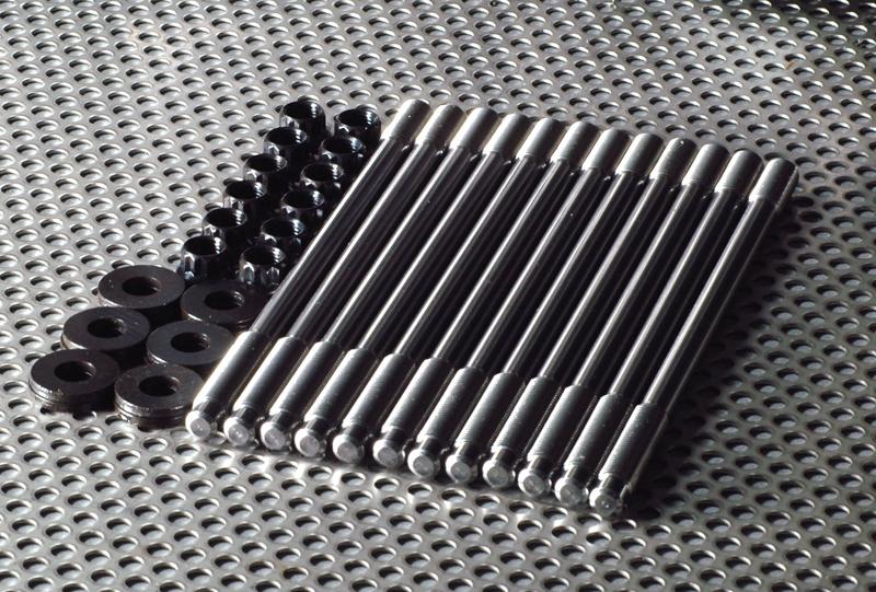 Cosworth Cylinder Head Stud Kit 11mm Subaru WRX STI EJ25 & EJ20 2.5L 02+ - PR7243