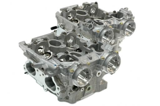 Cosworth Big Valve Cylinder Head Subaru WRX STI 2.5L EJ25 04-12