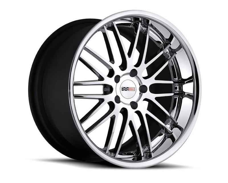 Cray Hawk Chrome Wheel 20x10.5 5x120.65 65mm - CR-2005CRH655121C70