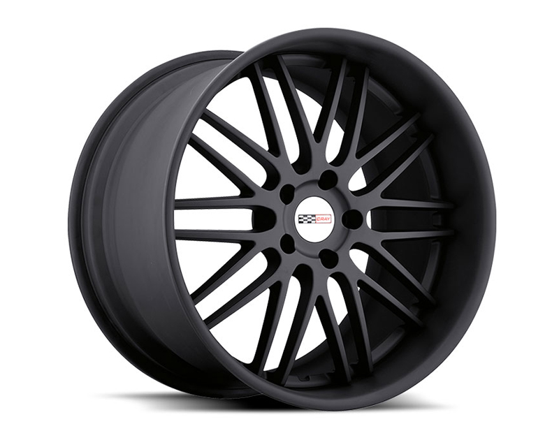 Cray Hawk Matte Black Wheel 20x10.5 5x120.65 65mm - CR-2005CRH655121M70