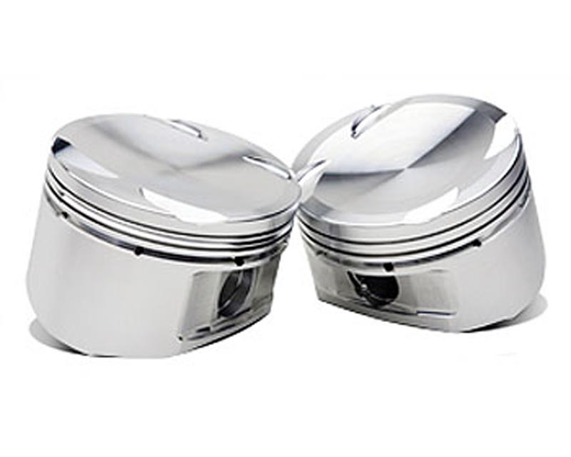 Image of JE Pistons GM LS Series Forged Pistons 3.905 Bore 10.51 CR