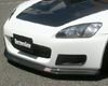 Image of ChargeSpeed Bottom Line Carbon Front Lip Honda S2000 00-04