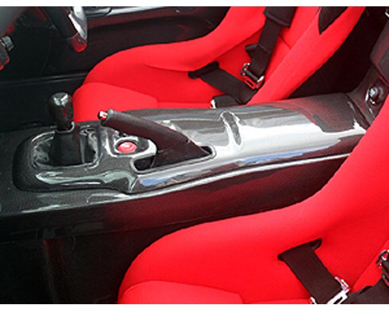 ChargeSpeed Carbon Center Upper Console JDM RHD Honda S2000 00-08 - CS330CCUC