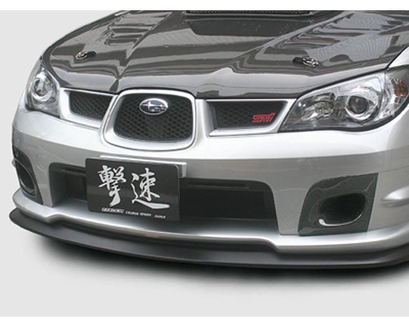 ChargeSpeed FRP Front Brake Duct Subaru WRX STI 04-05 - CS977BD