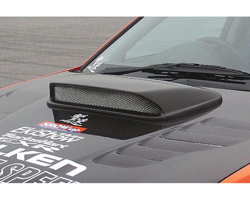 ChargeSpeed OEM STI Style Carbon Hood Duct Subaru WRX STI GD-F 06-07 - CS975HDC