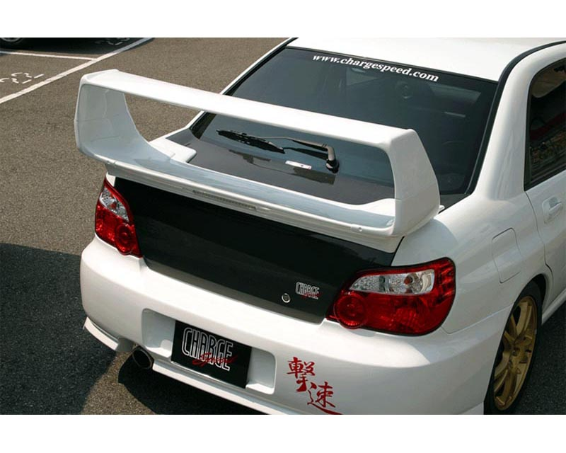 ChargeSpeed Carbon OEM Trunk Subaru WRX STI 02-07 - CS978TRC