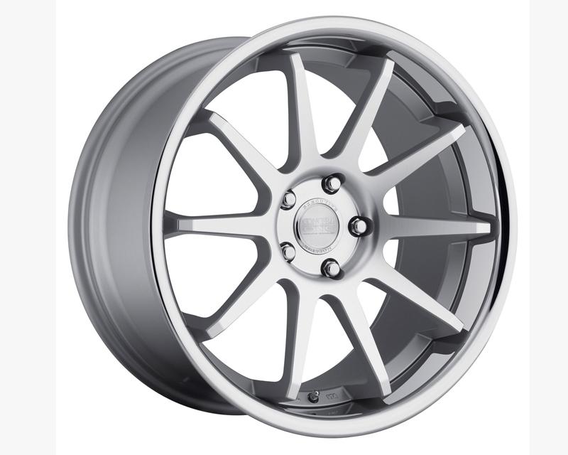 Concept One CS 10 Silver Wheel 20x10.5 5x114.3 45mm - C769 20105 45 55 CMSF