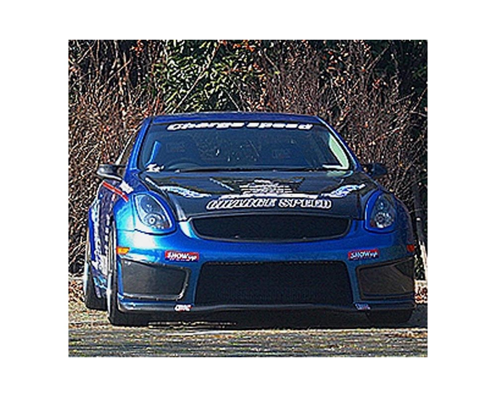 ChargeSpeed Front Bumper Infiniti G35 Coupe 03-07 - CS695FB