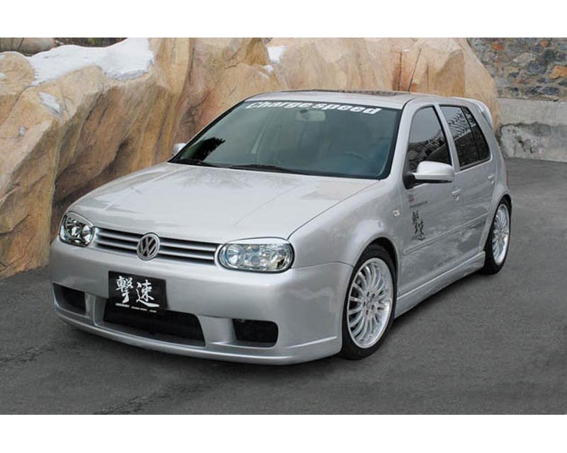 chargespeed full body kit volkswagen golf mk4 99 05. Black Bedroom Furniture Sets. Home Design Ideas