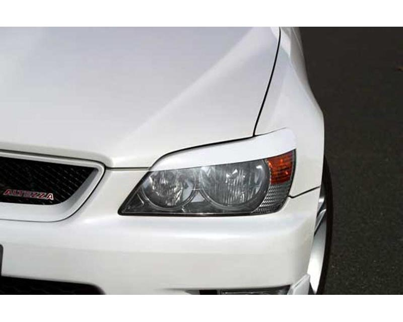 ChargeSpeed Carbon Eyelids Lexus IS300 00-05 - CS899EBC