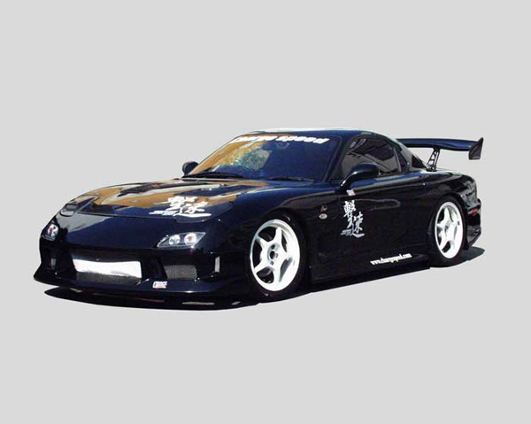 ChargeSpeed Full Body Kit Mazda RX-7 FD3S 93-02 - CS710FK