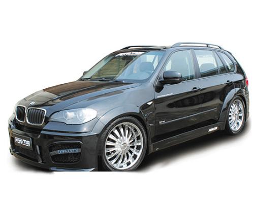 ChargeSpeed Full Wide Body Kit BMW X5 07-11 - CSP-BMX5-WBK
