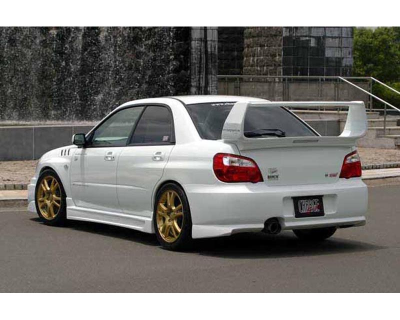 ChargeSpeed Type 1 Rear Bumper Subaru WRX STI 02-07 - CS977RB1