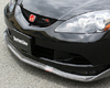 Image of ChargeSpeed Bottom Line Carbon Front Lip Acura RSX DC5 05-06