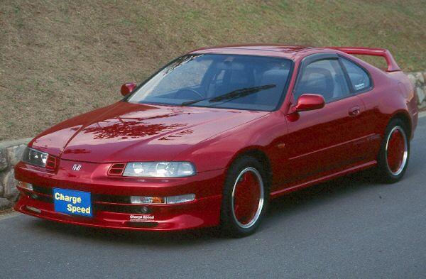 ChargeSpeed Front Spoiler Honda Prelude 92-96 - CS312FL