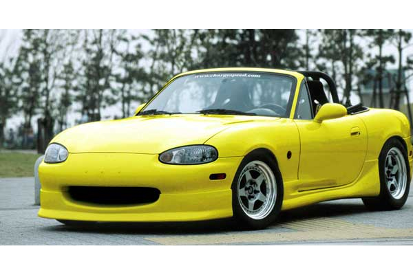 ChargeSpeed Full Body Kit Mazda Miata JDM 99-05 - CS736FLK
