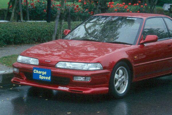 ChargeSpeed Type 2 Front Spoiler Acura Integra DA6-8 92-93 - CS304FL2