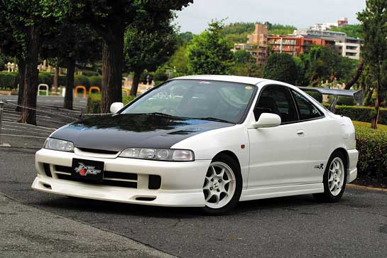 ChargeSpeed Full Body Kit Acura Integra Hatchback JDM Type R DC - Body kits for acura integra