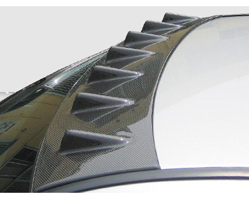 ChargeSpeed Carbon Roof Fin Subaru WRX STI 02-07 - CS978RFC