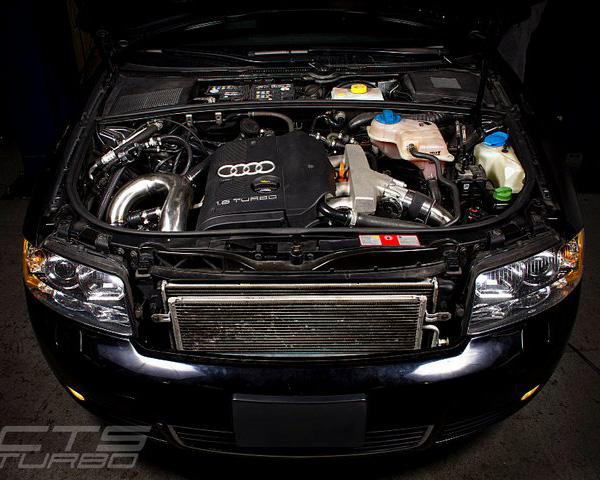 Image of CTS Turbo Kit Audi A4 B6 1.8L Turbo 02-04