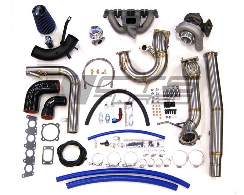 CTS Turbo TT225Q Turbo Kit Audi TT 1.8L Turbo Quattro 00-06 - CTS-MK1-TT225Q-KIT