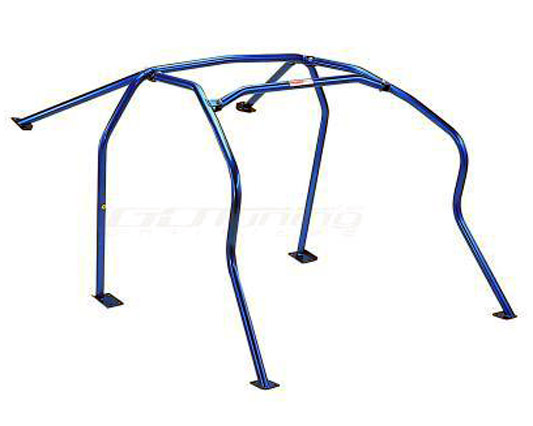 Cusco 4 Point Rollcage With Front Dash Underbar And Side Bar Lotus Exige 00-11 - LT1 270 HW10
