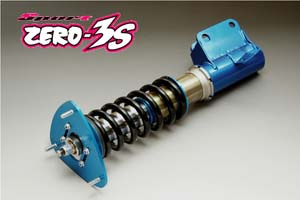 Cusco Zero-3s Coilovers Nissan 350Z Fairlady Z33 02-07