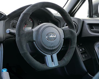 cusco 350mm custom steering wheel subaru brz scion fr s 13. Black Bedroom Furniture Sets. Home Design Ideas