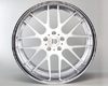 Image of D2FORGED CV1 Forged 3-Piece Wheel 19 Inch