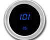 Image of Cyberdyne Blue Ice Ambient Air Temperature Gauge