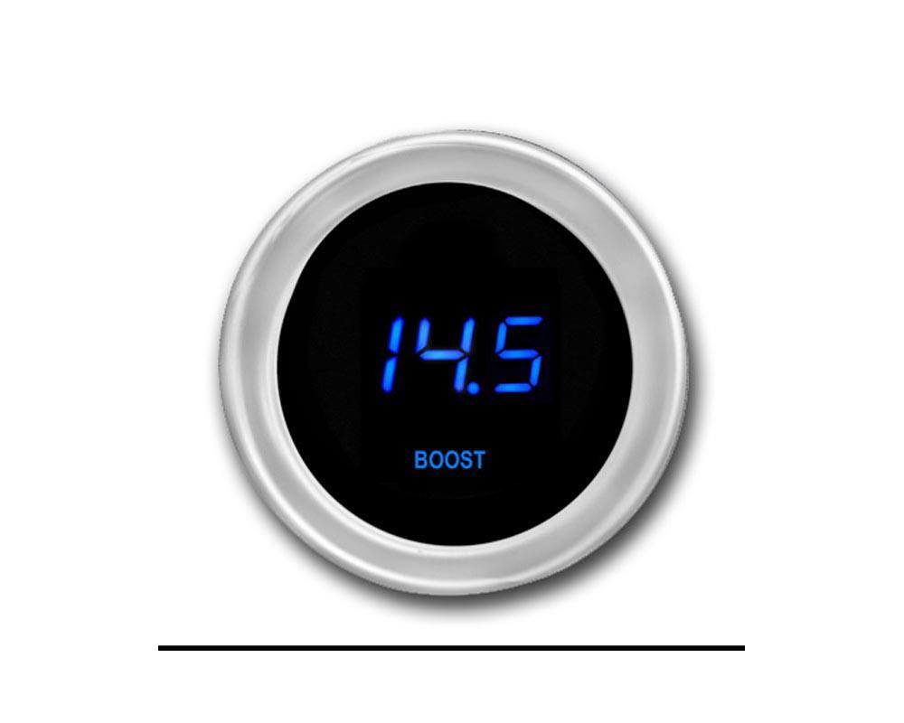 Cyberdyne Blue Ice Boost Gauge - A014E351Y