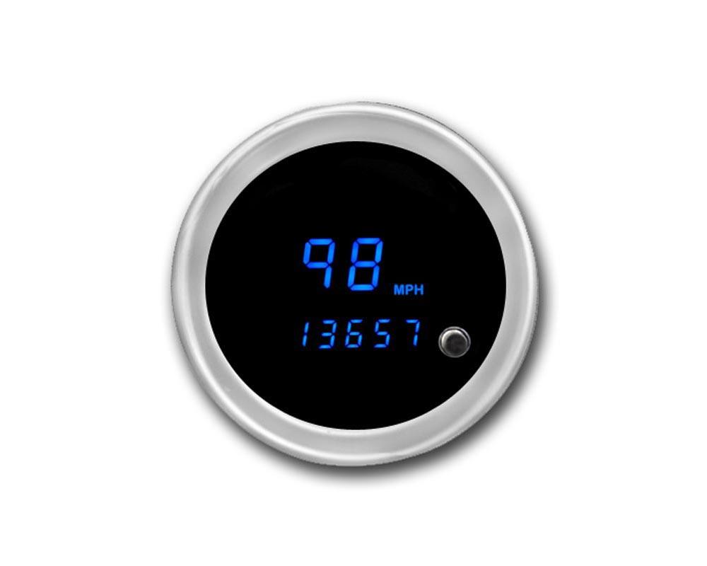 Cyberdyne Blue Ice Speedometer - C241E351N
