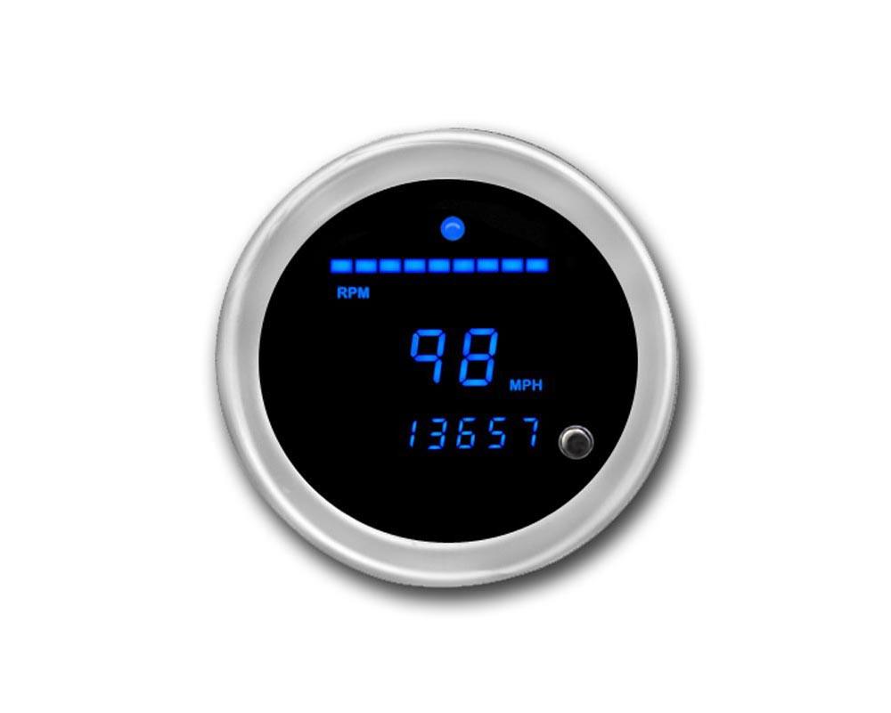 Cyberdyne Blue Ice Speedometer/Tachometer Combo - C270E351N
