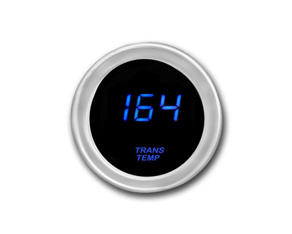 Cyberdyne Blue Ice Transmission Temperature Gauge - A021E351Y