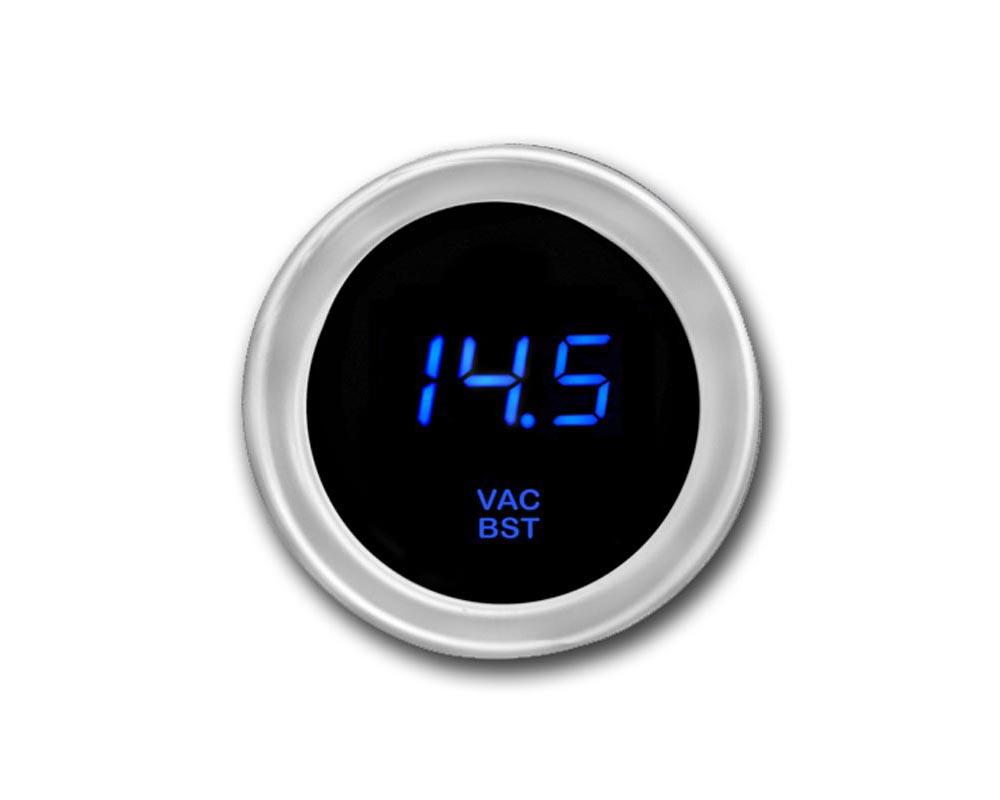 Cyberdyne Blue Ice Vacuum/Boost Gauge - A013E351Y