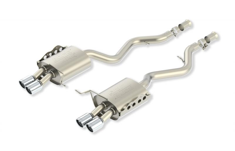 Borla ATAK® Axle-Back Exhaust System BMW M3 2008-2011 4.0L V8 - 11803