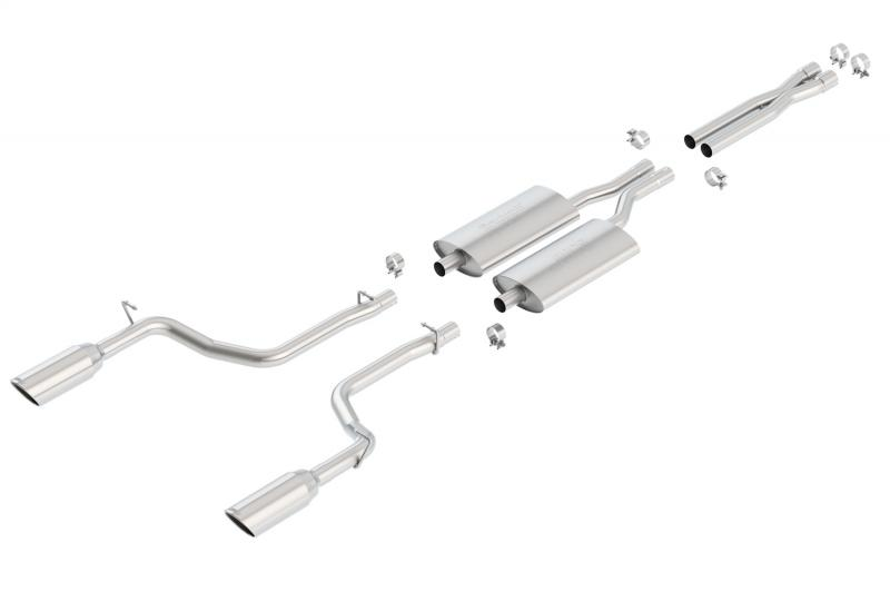 Borla Cat-Back™ Exhaust System - 140125