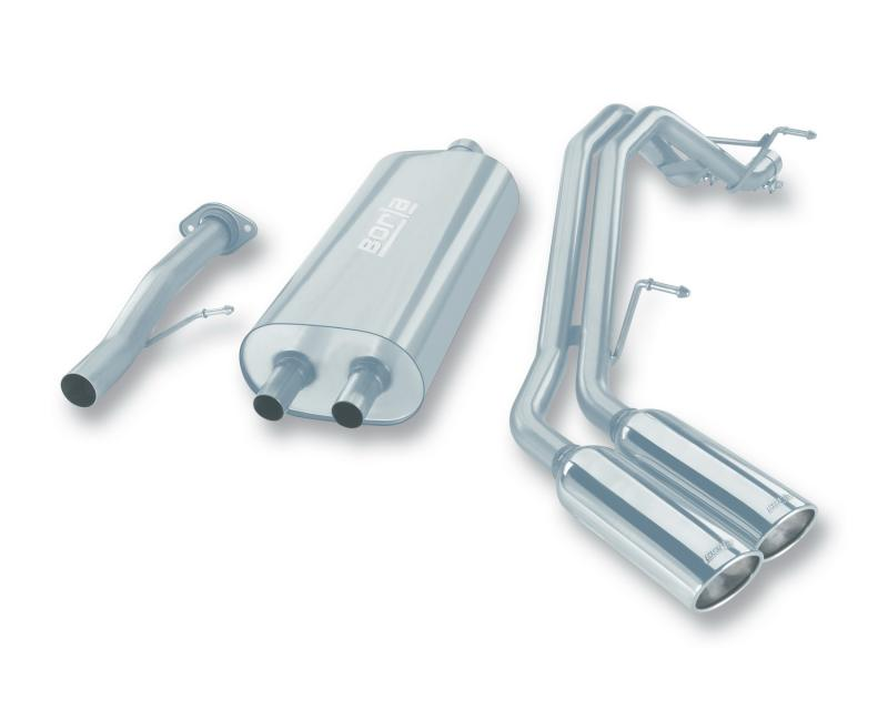 Borla Touring Cat-Back™ Exhaust System - 140193