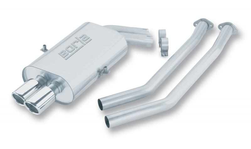 Borla Touring Cat-Back™ Exhaust System BMW - 14553