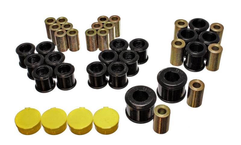 Energy Suspension CONTROL ARM BUSHING SET Nissan 300ZX Rear 1990-1996 - 7.3116G