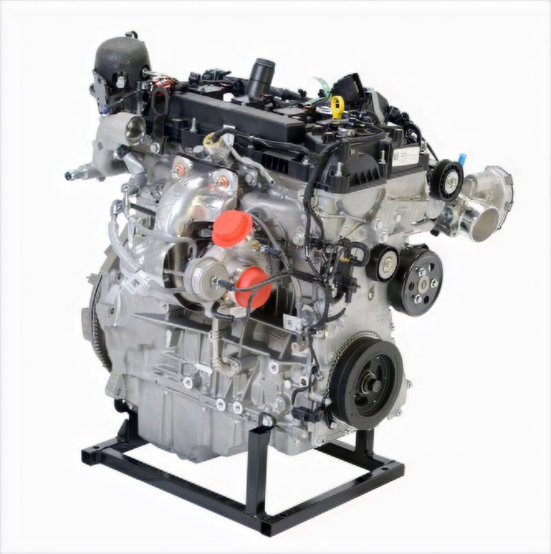 Ford Racing 2.3L MUSTANG ECOBOOST CRATE ENGINE