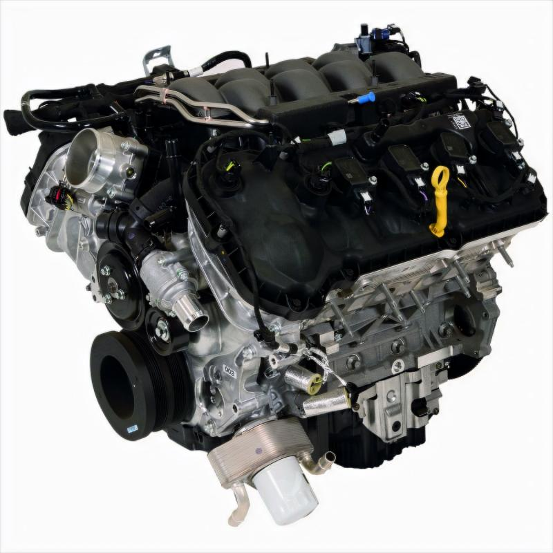 Ford Racing Coyote Crate Engine - M-6007-M50C